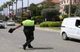 Alanya'da kısıtlamayı ihlal edenlere ceza
