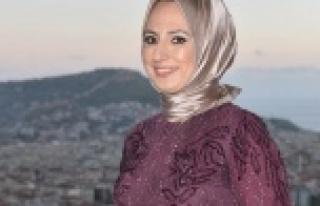 Alanya Kızılay Kadın Kollarına hemşire başkan