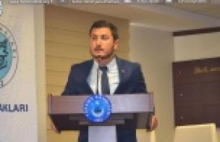 Alanya Türk Ocakları Gençlik Kolları yönetimi...