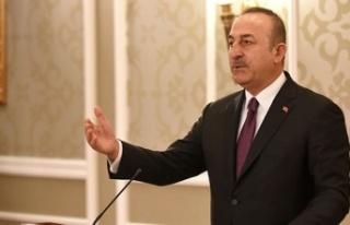 Bakan Çavuşoğlu: 'Ermeni terörüne kurban...