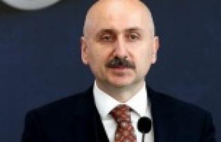 Bakan Karaismailoğlu'nun Alanya programının...