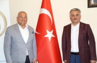 Başkan Şahin'in talebi karşılık buldu:Zincir...