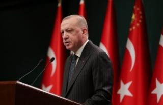 Cumhurbaşkanı Erdoğan'dan memur ve esnaflara...