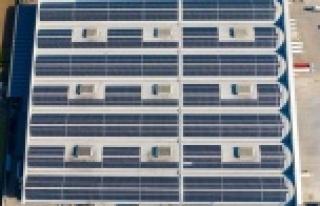 CW Enerji, gıda sektöründe de çatıları güneşle...