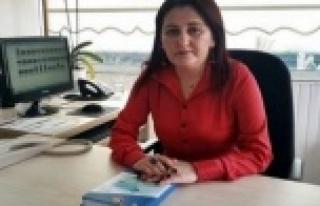 Emine Keyaoğlu, ABB Alanya Aşevi'ne Müdür...