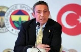 Fenerbahçe Başkanı Ali Koç'un korona virüs...