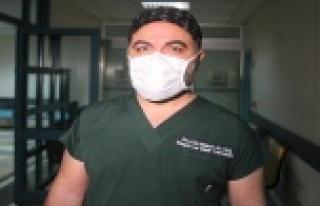 Korona virüs geçiren iki doktordan biri çürümüş...