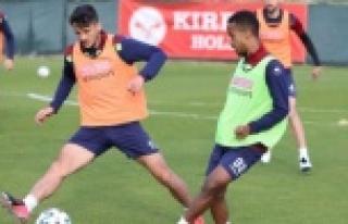 Malatyaspor maçı hazırlıklarına başladık