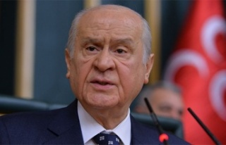MHP lideri Bahçeli'den ABD Başkanı Biden'a...