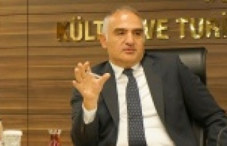 Turizm Bakanı Ersoy'dan Rusya açıklaması