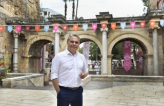 Üç ülke, üç şehir, Başkan Uysal'la kültür...