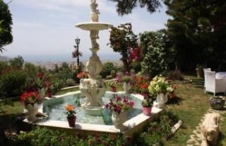 Alanya'da en iyi balkon ve bahçeler ödüllendirilecek