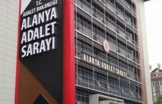Alanya'ya yeni mahkeme