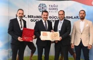 Alanya'yı Antalya'da temsil ettiler