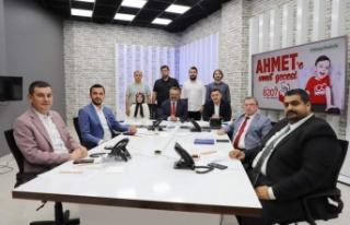Alanyalı Ahmet bebek için Türkiye tek yürek oldu