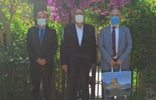 """ALTİD Başkanı Şili, """"Turizm hareketliliği her..."""