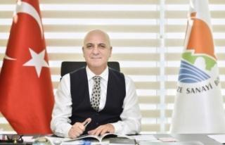 Antalya OSB'de üretim yapan 6 firma, Türkiye'nin...