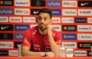 "İrfan Can Kahveci: ""Avrupa Şampiyonası'nda..."