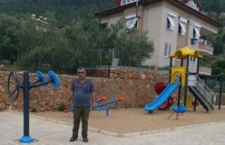 Muhtar Günay'dan Başkan Yücel'e park...