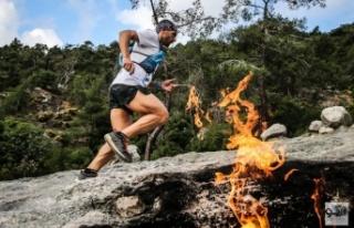 Tahtalı Run to Sky'da 12 ülkeden 400 sporcu...