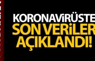 Türkiye'de son 24 saatte 9.385 koronavirüs...