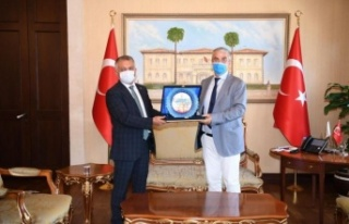 """Vali Yazıcı: """" Antalya pandemi sürecinde de..."""