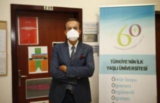 Akdeniz Üniversitesinde doğdu tüm Türkiye'de...