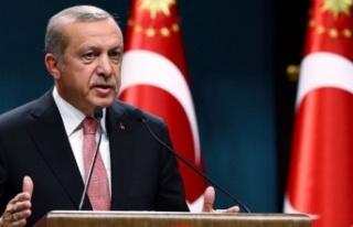 Cumhurbaşkanı Erdoğan, AK Partili belediye başkanlarını...
