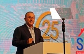 """Dışişleri Bakanı Çavuşoğlu: """"Azerbaycan'ın..."""