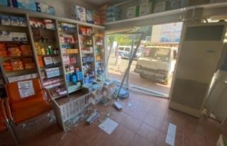 Gazipaşa'da tartıştığı kardeşinin dükkanına...