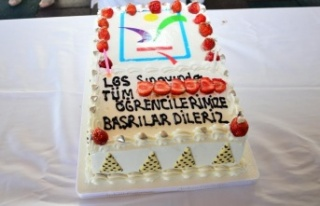 LGS öncesi adaylara moral pastası