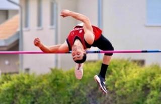 Milli sporcular, Para Atletizm Avrupa Şampiyonası'nda...
