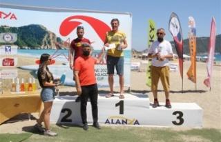 Pgaec yamaç paraşütü hedef kupası yarışları...