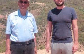 Salvur'dan Özcan'a ziyaret