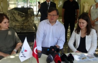 Ukraynalı turistlere Antalya daveti