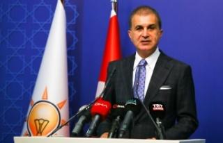 AK Parti Sözcüsü Çelik'ten Konya'da...