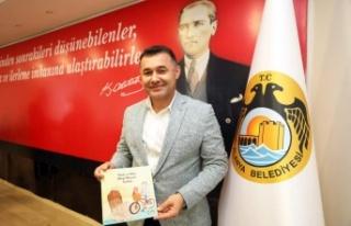 Alanya Belediyesi'nin yeni kitabı çıktı
