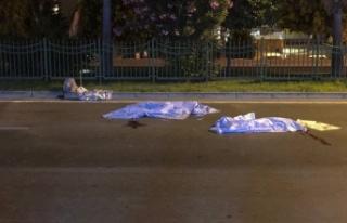 Alanya'da feci kaza: 2 ölü var