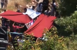 Alanya'da safari kazası: 1 ölü, 5 yaralı...