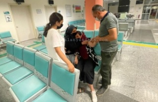 Alanya'da kaçırılan kız kurtarıldı