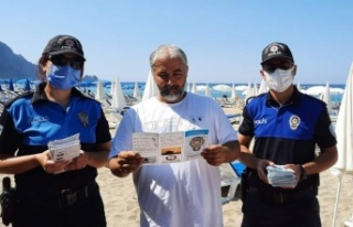 Alanya polisinden vatandaşlara önemli uyarı