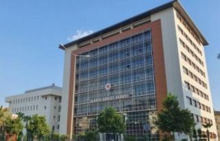 Alanya'ya 7 yeni mahkeme kuruldu