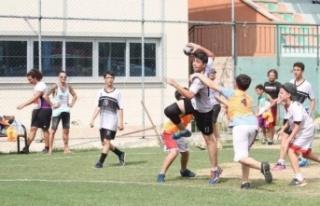 Alanya'da hentbol heyecanı yaşanacak