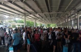 Antalya, turizmde hızla 2019 rakamlarına yaklaşıyor