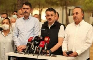 Çavuşoğlu'ndan sabotaj iddiası üzerine yaşanan...