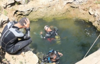 Derede bulunamayan Ecrin, 5 metrelik su kuyusunda...