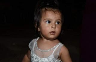 Herkes kayıp 2 yaşındaki Ecrin'i arıyor