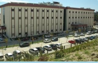 Manavgat Devlet Hastanesindeki 10 entübe hasta tedbir...