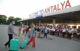 Rusya'dan Alanyalı turizmciyi sevindirecek karar