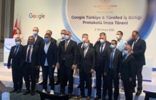 Turizmciler Google ile protokol yaptı